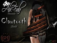 [Ab.Fab] Clawtooth Shield v1