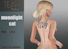 teapi - tattoo applier - moonlight cat