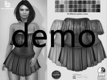 Bens Boutique - Sare Frilly Dress -  Hud Driven Demo