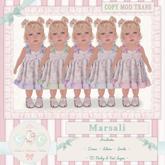 CCC Marsali - Fatpack {Baby & Kid TD}