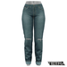 TETRA - High-Waisted Ripped Jeans #6