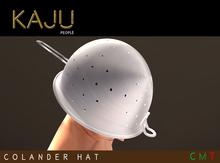 Kaju People - Colander Hat