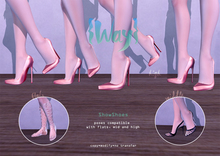 {Way} ShowShoes PACK