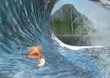 LSD Banzai Pipeline Surfable Wave BOXSET