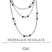 Cae :: Nostalgia :: Necklace [bagged]