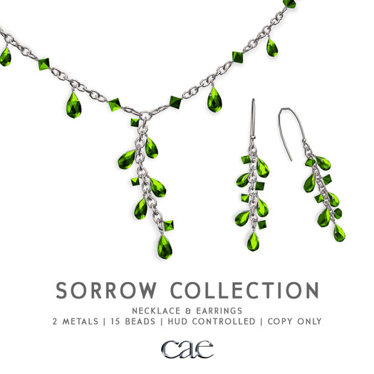 Cae :: Sorrow :: Collection [bagged]
