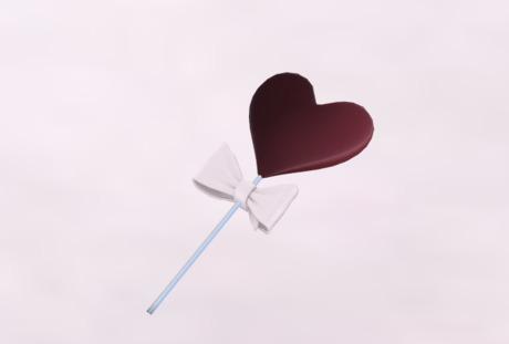 .::CC Touch::. Heart Lollipop