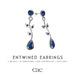 Cae :: Entwined :: Earrings [bagged]