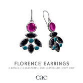 Cae :: Florence :: Earrings [bagged]