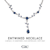 Cae :: Entwined :: Necklace [bagged]