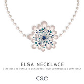 Cae :: Elsa :: Necklace [bagged]