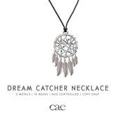 Cae :: Dream Catcher :: Necklace [bagged]