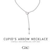 Cae :: Cupid's Arrow :: Necklace [bagged]
