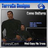 TerraCo Camo Uniform (Forest)
