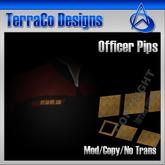 TerraCo Rank Pips (STO, Officer)