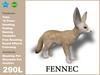 [TomatoPark] Fennec Fox Mesh 3.3 ( roaming + wearable )