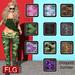 Flg hanna overall lower   hud 10 models