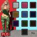 Flg hanna overall top   hud 10 models