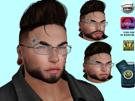 *.:: CDC FatPack Face Beard 8-9*