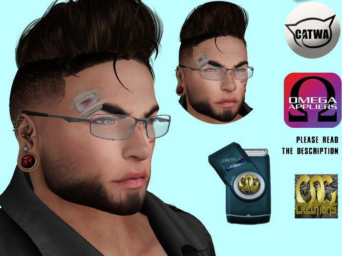 *.:: CDC  Face Beard 8*