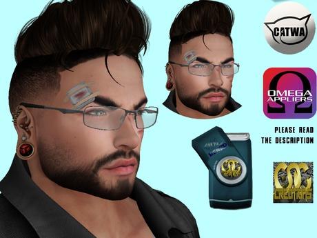 *.:: CDC  Face Beard 9*