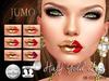 Half gold lips   lelutka mp