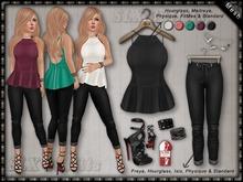 SLX Outfit - Tina [DEMO]