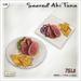 [V/W] Seared Ahi Tuna Gourmet - 1 LI food mesh