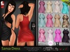 Sansa Female Dress - Maitreya Lara, Slink Physique Hourglass, Belleza Isis Freya Venus, TMP  - DreamLife - FashionNatic