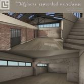 llorisen // dewaere converted warehouse