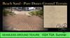 Vita Summer Ground Texture BEACH SAND - PURE DUNES - SEAMLESS 1024 DARKER