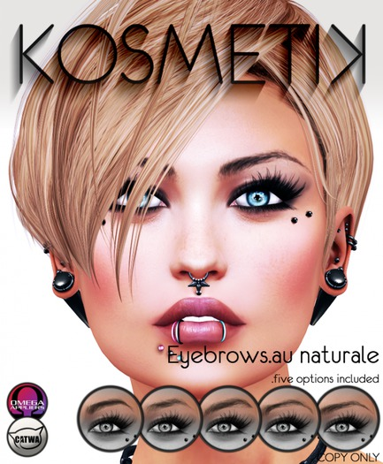 .kosmetik - Eyebrows.au naturale