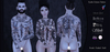 Suicide Gurls - Eydis Unisex Tattoo - BOM UPDATE