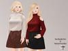NYU - Bare Shoulder Knit, Fatpack w/ HUD