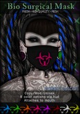 :Z.S: Bio surgical mask