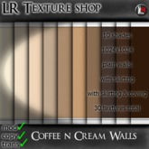 LR Coffee n Cream Walls,30 fullperm textures,seamless interior walls