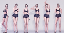 STUN - Pose Pack Collection 'Grace' #06