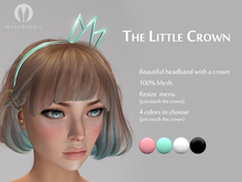~MR~ The Little Crown