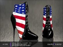 KARU KARU - Ankle Boots Tiffany (USA)