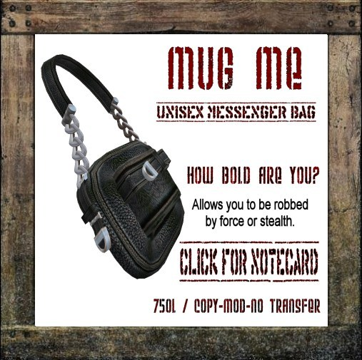 VGS Unisex Mug-Me Messenger Bag