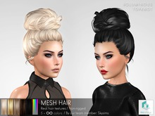 rezology Voluminous Topknot (mesh hair) Gift-SK - 1112 complexity