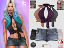 Bens Boutique - Emel Shirt & Short - Hud Driven