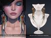 Zaara : Sarika feather earrings *earth*