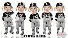 {Confetti Poses} Funk Kids