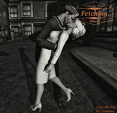Fetching Poses - The Kiss
