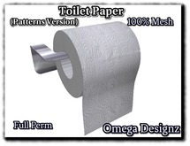 Mesh Toilet Paper Full Perm (Pattern)