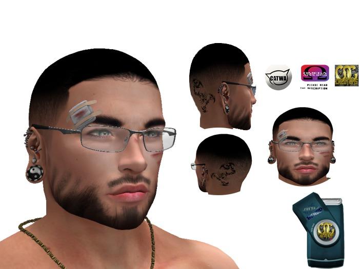 .:: CDC Hud Beard #11 ** UNPACK**