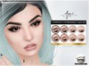 Just Magnetized - Perfect Eyebrows - set 02 for CATWA