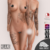 -RC- Huang Tatttoo (With Appliers)