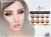 Just Magnetized - Perfect Eyebrows - set 06 for CATWA